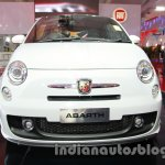 Fiat 500 Abarth front fascia at Auto Expo 2014