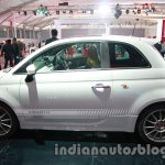 Fiat 500 Abarth side view at Auto Expo 2014