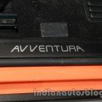Fiat Avventura door sill plate