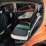 Fiat Avventura rear seat legroom