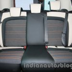 Fiat Avventura rear seat