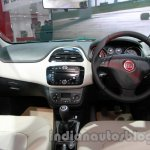 Fiat Linea facelift ash at Auto Expo 2014