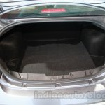Fiat Linea facelift boot at Auto Expo 2014