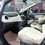 Fiat Linea facelift cabin at Auto Expo 2014