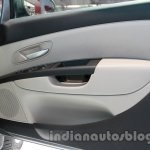 Fiat Linea facelift door trim at Auto Expo 2014