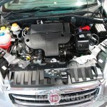 Fiat Linea facelift engine at Auto Expo 2014