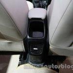 Fiat Linea facelift rear aircon vent at Auto Expo 2014