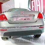 Fiat Linea facelift rear at Auto Expo 2014