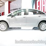 Fiat Linea facelift side view at Auto Expo 2014