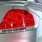 Fiat Linea facelift stoplight at Auto Expo 2014