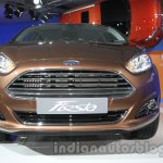 Ford Fiesta Facelift at Auto Expo 2014 front