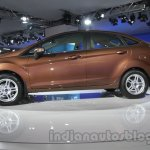 Ford Fiesta Facelift at Auto Expo 2014 side