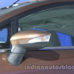 Ford Fiesta Facelift at Auto Expo 2014 wing mirror