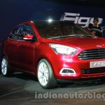 Ford Figo Concept Sedan Launch Images front 2