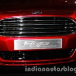 Ford Figo Concept Sedan Launch Images grille 2