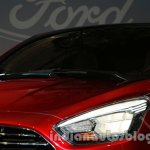 Ford Figo Concept Sedan Launch Images headlight 2