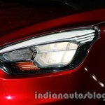 Ford Figo Concept Sedan Launch Images headlight 3