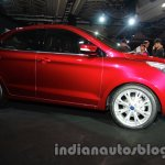 Ford Figo Concept Sedan Launch Images side