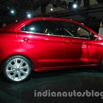 Ford Figo Concept Sedan Launch Images side 2