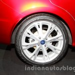 Ford Figo Concept Sedan Launch Images wheel