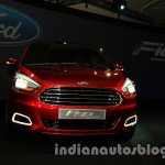 Ford Figo Concept Sedan Launch Images