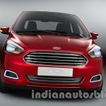 Ford Figo Concept press shot front