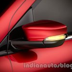 Ford Figo Concept press shot wing mirror