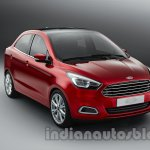 Ford Figo Concept press shot