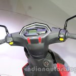 Hero Dare instrument cluster and handlebar