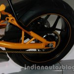 Hero Hastur rear suspension