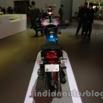 Hero Passion Pro TR at Auto Expo 2014 rear 2