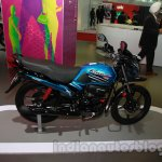 Hero Passion Pro TR at Auto Expo 2014 side 2