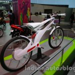 Hero SimplEcity at Auto Expo rear quarter