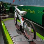 Hero SimplEcity at Auto Expo rear