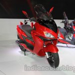 Hero ZIR at Auto Expo 2014