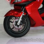 Hero ZIR front disc brake