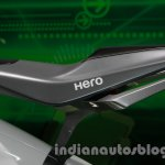 Hero iON Auto Expo 2014 design