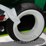 Hero iON Auto Expo 2014 rear wheel