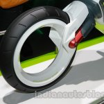 Hero iON Auto Expo 2014 wheel front