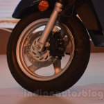Honda Activa 125 Auto Expo 2014 disc brake