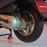 Honda Activa 125 Auto Expo 2014 rear wheel