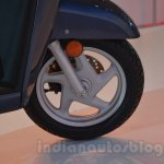 Honda Activa 125 Auto Expo 2014 front wheel