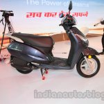 Honda Activa 125 at Auto Expo 2014