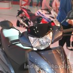 Honda Activa 125 headlight at Auto Expo 2014