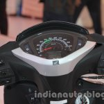 Honda Activa 125 instrument console at Auto Expo 2014