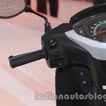 Honda Activa 125 switchgear at Auto Expo 2014