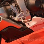 Honda CBR 1000RR SP exhaust detail live