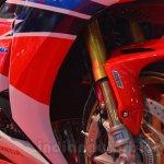 Honda CBR 1000RR SP front faring detail live