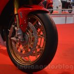 Honda CBR 1000RR SP front wheel detail live