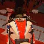 Honda CBR 1000RR SP fuel tank detail live